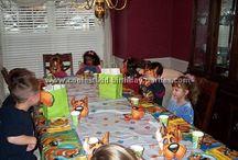 Scooby doo birthday / by Shannon Hicks