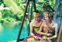 Photo Shooting / Balinese traditional wedding costume / by KajaNe Bali