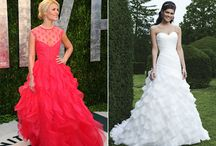 Get the look: Celebrity Style / by Sincerity Bridal