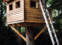 treehouse / by Annegrete Enwright