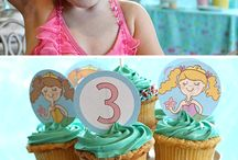 Party ideas for the girls / by Sasha Newman