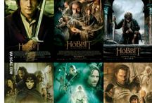Middle Earth / Everything Tolkien / by Matthew Fisher