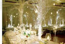 Wedding Reception Ideas / by Megan Hathaway