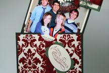 HANDMADE CHRISTMAS CARDS / by Emma Williams