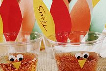 Thanksgiving DIY / thanksgiving crafts, printables, fonts / by Plain Chicken