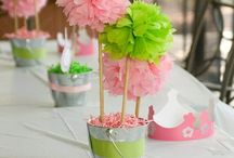 party ideas / by Julie Tsvor