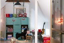 Playroom / by Lindsey Herren