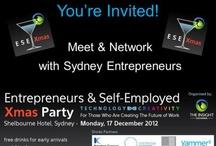 Entrepreneurs Xmas Party / by Ross Dawson