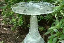 Bird baths and feeders / by Jenny Skinner