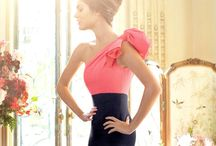 1 shoulder dresses... / by {daphne} flip flops pearls & wine