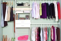 Closets / by Linda Pearrell