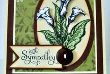 Cards Sympathy / by Joy Tindel