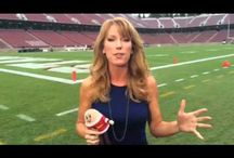 Heather Cox Reports / Sportscaster Heather Cox will be reporting from college football games this season and spreading the word about Famous Idaho® Potatoes!  / by Famous Idaho® Potatoes