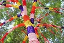 Fantasmic Yarn Bombing / by Kenzie