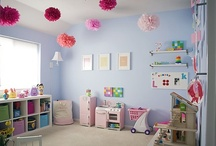 Playroom Ideas for Them Kids / by Digital Mom