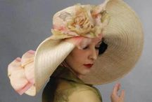 Hats of Beauty & Charm / by Barbara: Nana's Elegant Afternoon Tea Parties