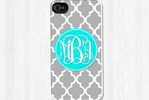 iphone cases / by Kirsten Martelli