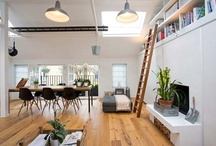 Home interior ideas / Some ideas about what could be your interior.  Home ideas for furniture and decoration. / by Gautier