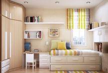 Bedroom  / by Grace Kelly
