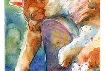 Watercolor / by Donna Midyett