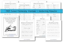 Home schooling materials / by Kris Hawkins