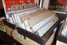 Organization -Crafts / by Rosa Howington