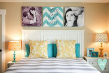 bedroom. / by Kaci Summerall