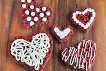 { valentine's day } / by Adrienne Voelker