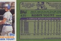 1982 Topps Milwaukee Brewers / by Jon Loomer