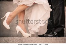 Wedding Season / Photos of brides, wedding dresses, floral arrangements, grooms and more inspiration for the big day, from the Shutterstock image collection. / by Shutterstock