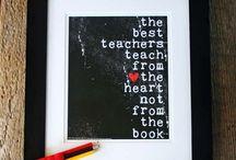 teaching / by Jordan Wood