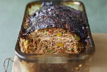 Turkey Recipes / by Elizabeth Popielarz