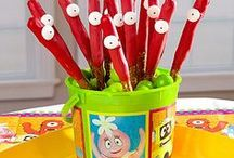 Yo Gabba Gabba Party Ideas / Just say the magic words: Yo Gabba Gabba! Kids will be dancing when they see their favorite characters in party decorations, tableware, games, favors and so much more! / by Party City