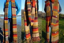 Doctor Who Scarf / by Chloe VanDuinen