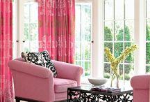 Pink! / by Christina Harmon