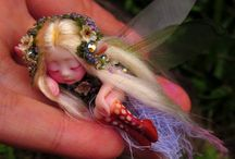 Fairyland / Everything fairy related ... / by Mariella