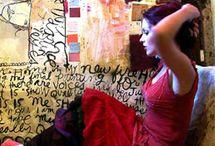 Crazy about Sabrina Ward Harrison / by Lori Siebert