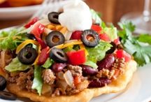 mexican food / by Debrah Davaz