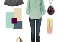 Fashion collage / by Susie Creativa