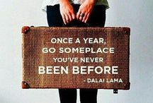 Travel Quotes / Inspiring quotes about travel. / by Vista Verde Ranch