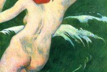 Paul Gauguin / by Richard Fahey