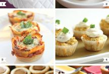 Party Food and Decorating Ideas / by Rita Kotowich