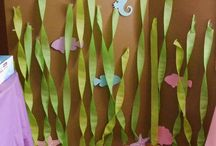 Birthday Under the Sea / Party plans/ideas for Isabella's fifth birthday. / by Rachel Groat