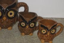 Owls / by Eire Sicilia