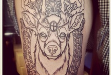 Tattoos / by Mauri Seilheimer