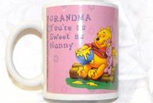 Winnie the Pooh ~ MUGS / by Sue Dewland