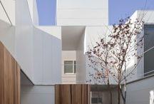 Courtyard houses / Courtyard houses / by Urban Salon
