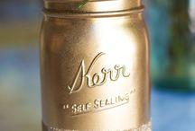 Mason Jar Ideas / by Tammy Wilkins