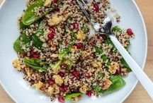recipes: grains and legumes / quinoa, rice, beans, lentils, buckwheat / by Merry Erin Edwards