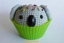 yarn creations!!! / by Tiffany Gunter